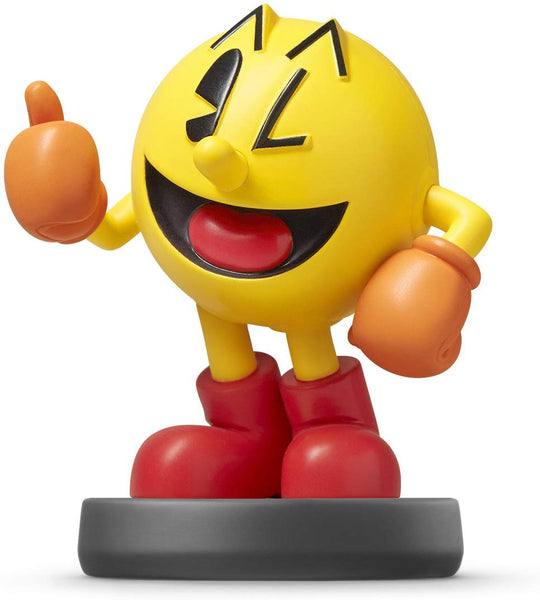 Nintnedo Pac-Man Amiibo (Super Smash Bros. Series)