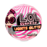 LOL Surprise! - Lights Glitter Doll with 8 Surprises