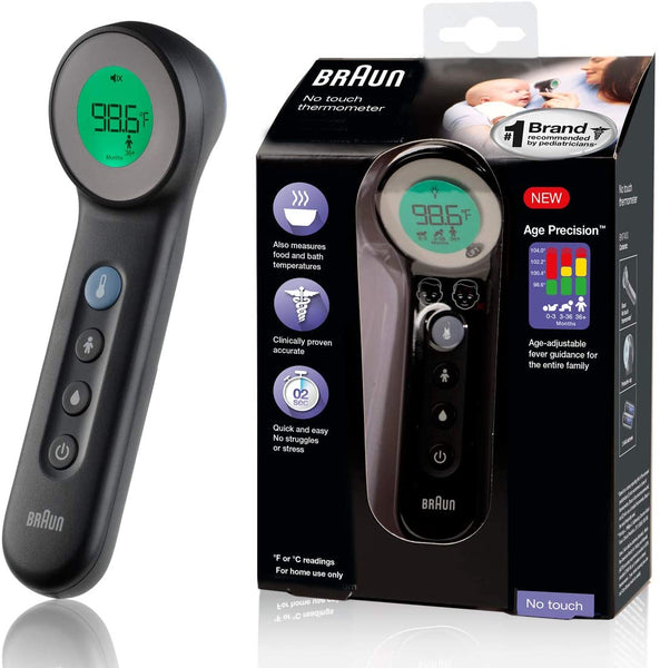 Braun, No Touch Digital Thermometer (BNT400)