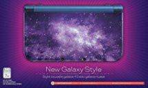 Nintendo New 3DS XL Galaxy Style (Purple)