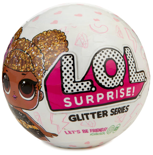 LOL Surprise Glitter Series (White Ball)