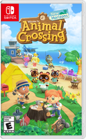 Animal Crossing: New Horizons, Nintendo, Nintendo Switch