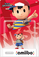 Ness Amiibo (Super Smash Bros. Series)