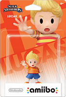 Lucas Amiibo (Super Smash Bros. Series)