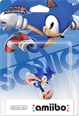 Sonic Amiibo (Super Smash Bros.)