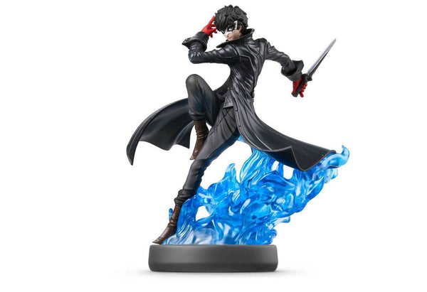 Nintendo Super Smash Bros Amiibo Figure - Joker