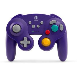 Nintendo Switch, Wireless Controller - Nintendo GameCube Style (PURPLE)