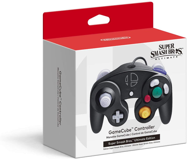 Nintendo Switch GameCube Controller Super Smash Bros  Ultimate Edition Wired