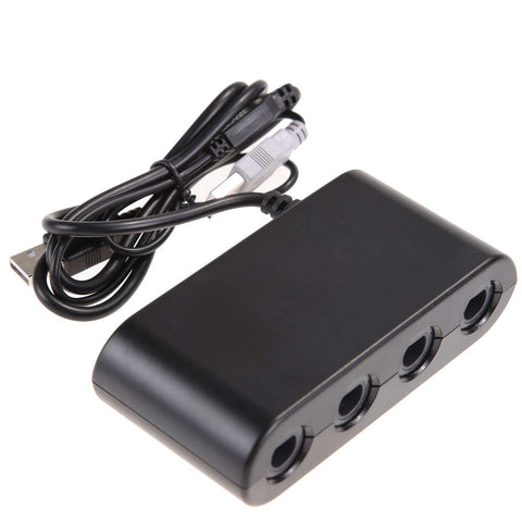 Nintendo Switch GameCube Controller Adapter for Super Smash Bros. Ultimate