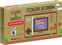 Game & Watch Color Screen - Super Mario Bros