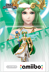 Palutena Amiibo (Super Smash Bros. Series)