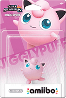 JigglyPuff Amiibo (Super Smash Bros. Series)
