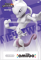 MewTwo Amiibo (Super Smash Bros. Series)