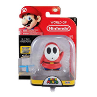 World of Nintendo Toys Shy Guy 4 Inch with Propeller Accessory