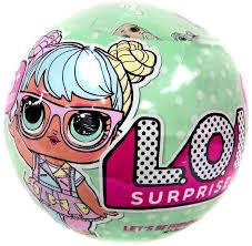 LOL Surprise Series 2 (Foam Green Ball)