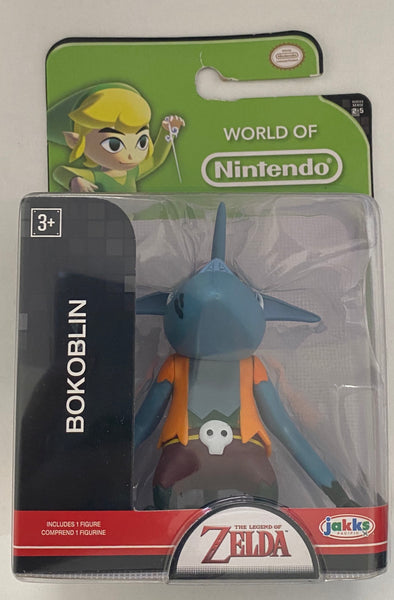 World Of Nintendo, Bokobln, 2.5 inch Figure