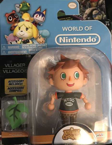 World of Nintendo Villager 4""