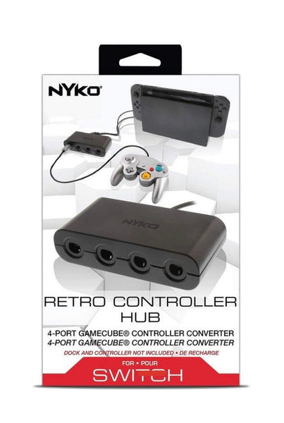 Nyko - Retro Controller Hub for Nintendo Switch