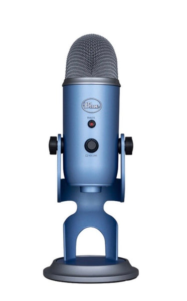 Blue Microphones - Yeti - 10th Anniversary Edition USB Multi-Pattern Electret Condenser Instrument and Vocal Microphone