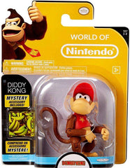 World of Nintendo Diddy Kong 4""