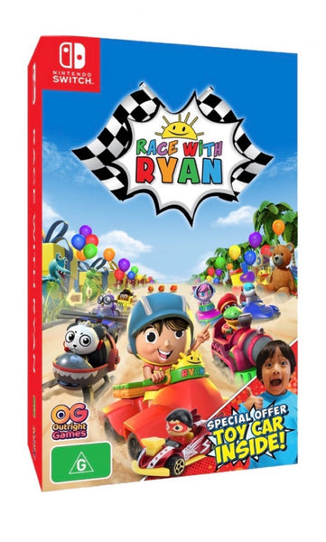 Race With Ryan (Nintendo Switch Game)