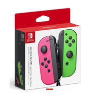 Nintendo Switch Joy-Con L/R (Pink and Green)