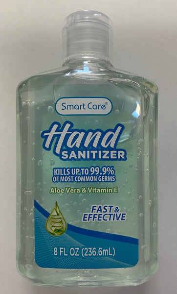 Smart Care, Hand Sanitizer -8 fl oz
