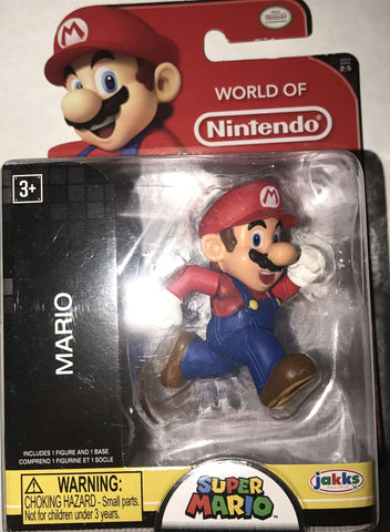 World of Nintendo Mario 2.5""