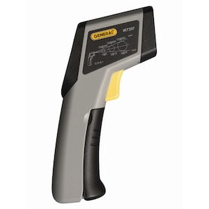General Tools & Instruments Digital Test Meter IRT207