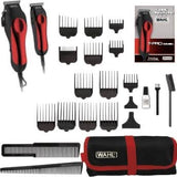 Wahl T- Pro Clipper and Trimmer Combo Kit (23 Piece Kit) 79111-1501