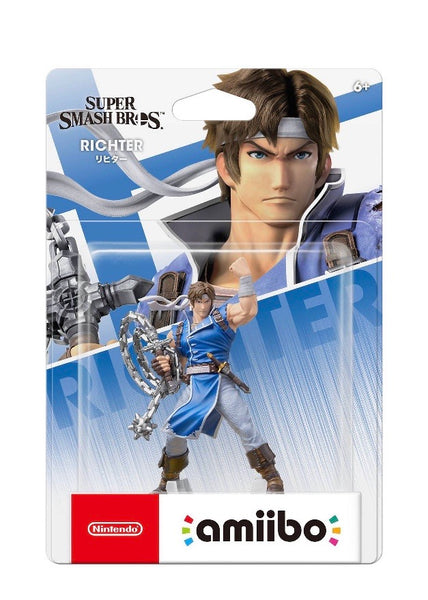 Nintendo Super Smash Bros. amiibo Figure - Richter