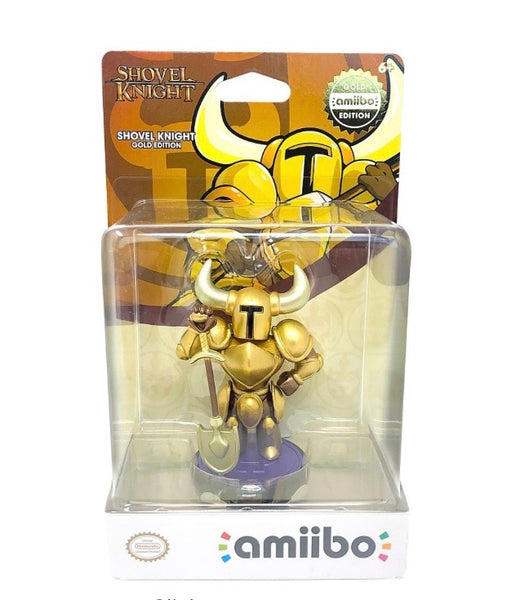 Nintendo - amiibo Figure (Shovel Knight - Gold Edition)