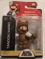 World of Nintendo Tanooki Mario 2.5""