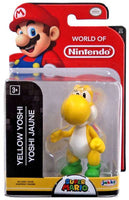 World of Nintendo Yellow Yoshi 2.5 Inch Collectible