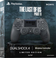 Sony Playstation 4 DualShock 4 Controller, Limited Edition The Last of Us Part II