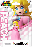 Peach Amiibo (Super Mario Series)