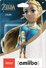 Zelda Amiibo (Zelda: Breath of the Wild)
