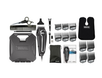 WAHL Elite Pro, High Performance Hair Clipper Kit (15 Piece Kit) - 79734