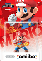 Mario Amiibo (Super Smash Bros.)