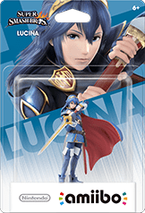 Lucina Amiibo (Super Smash Bros.)