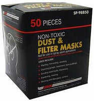 Non-Toxic 50 Count Dust Mask
