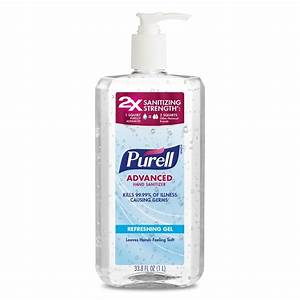Purell Advanced Hand Sanitizer - 33.8oz