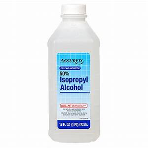 Assured, 50% Isopropyl Alcohol - 16oz