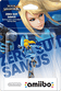 Zero Suit Samus Amiibo (Super Smash Bros.)