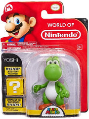 World of Nintendo Green Yoshi 4 Inch Collectible