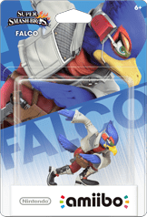 Falco Amiibo (Super Smash Bros. Series)