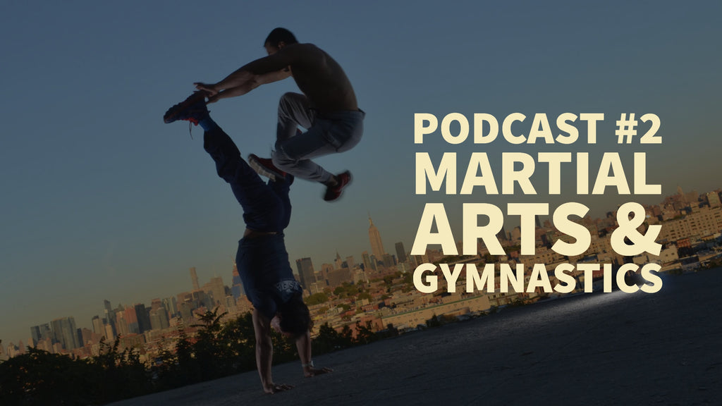 Martial arts & gymnastics | pochotrainer Podcast