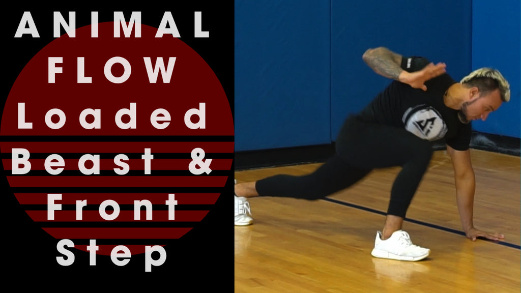 Animal Flow Basics | Loaded Beas & Front Step