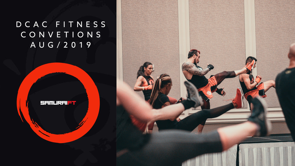 DCAC Fitness Convention Virginia Aug\2019