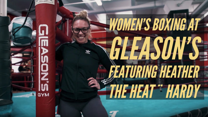 Women's Boxing at Gleason's Featuring Heather The Heat¨ Hardy